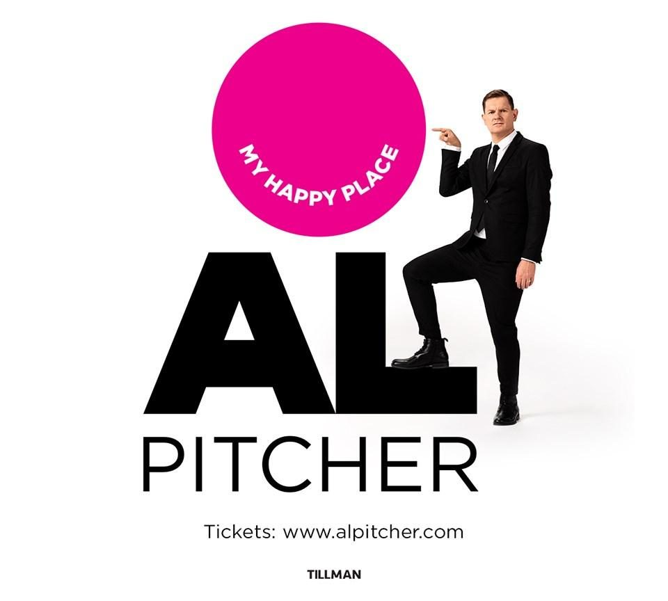 Al Pitcher – My happy place